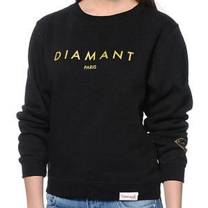 "Diamond Supply Co ""Diamant"" Crew Neck Sweater"